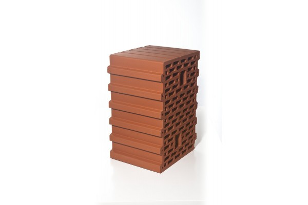 Керамический блок Браер поризованный 10,7 НФ
