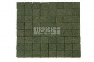 Тротуарная плитка Braer Лувр Гранит Зеленый