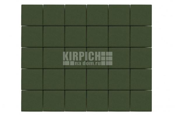 Тротуарная плитка Braer Лувр Зеленый