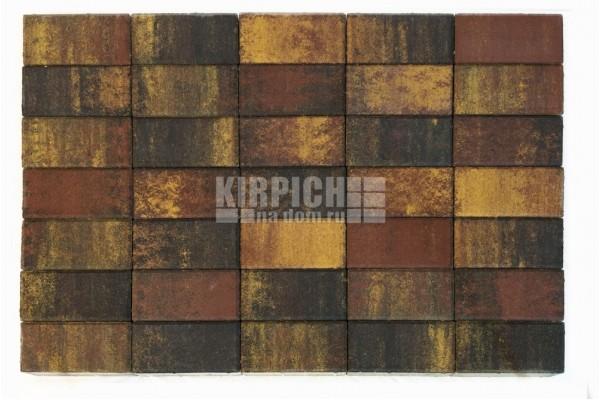 Тротуарная плитка Braer Прямоугольник Color Mix Тип Мальва