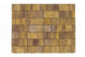 Тротуарная плитка Braer Прямоугольник Color Mix Тип Степь