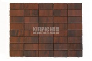 Тротуарная плитка Braer Прямоугольник Color Mix Тип Закат