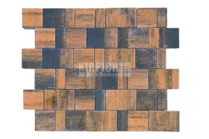 Тротуарная плитка Braer Старый город Ландхаус Color Mix Техас