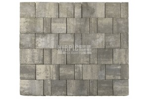 Тротуарная плитка Braer Старый город Ландхаус Color Mix Туман