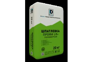 Шпатлевка полимерная DeLuxe Профи LR+