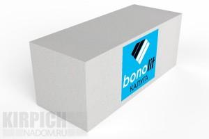 Газобетонный блок Bonolit Малоярославец 625x250x200 D500