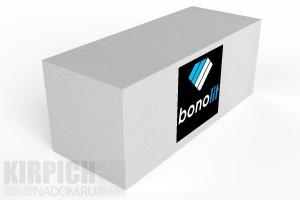 Блок газобетонный стеновой Bonolit Старая Купавна 600x300x200 D500
