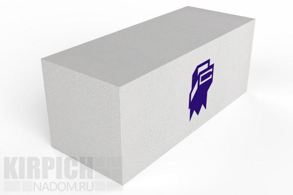 Блок стеновой из ячеестого бетона КСИ Беларусь 625x250x500 D600