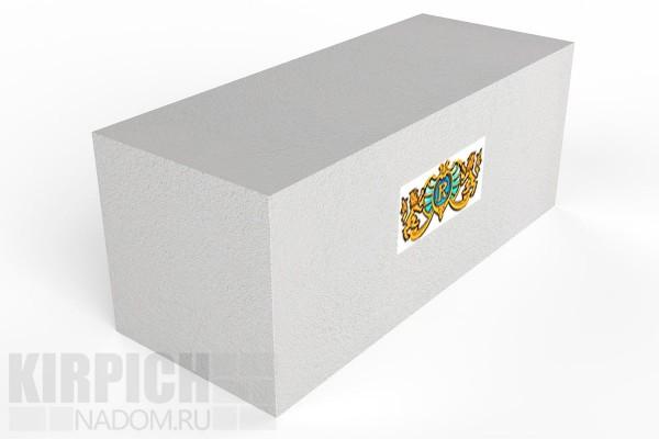 Газосиликатный стеновой блок Могилев 600x290x200 D600