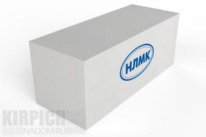 Газобетонный стеновой блок Hebel НЛМК Лиепецк 600x200x300 D500