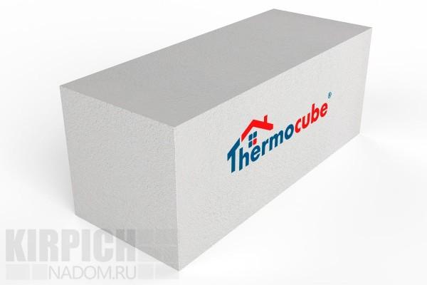 Газосиликатный блок стеновой Thermocube 600x200x250 D400