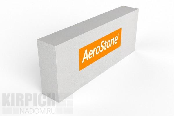 Газобетонный перегородочный блок Aerostone Дмитров 625x250x150 D500