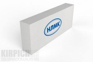 Газобетонный перегородочный блок Hebel НЛМК Лиепецк 600x250x100 D500