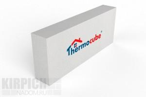 Газосиликатный блок перегородочный Thermocube 600x250x100 D400