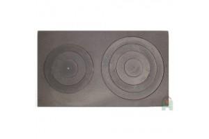 Чугунная кухонная плита L3