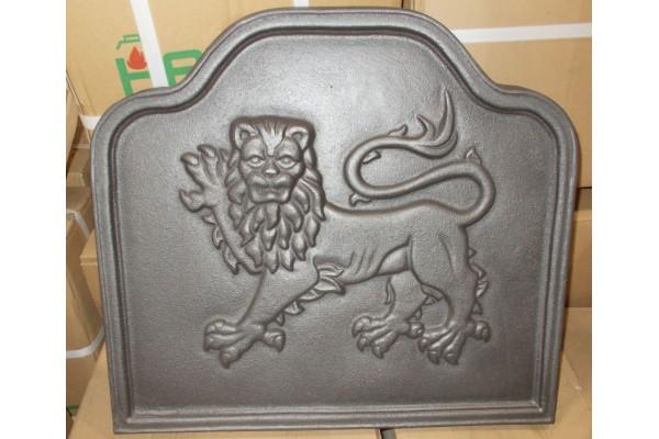 Чугунная плита Грифон