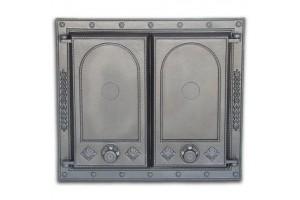 Дверца двустворчатая глухая DW7