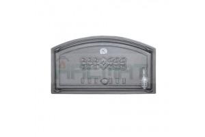 Дверца глухая левая с термометром DCH1Т