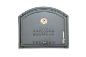 Дверца глухая левая с термометром DCHS1T