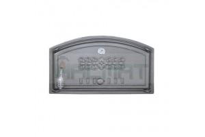 Дверца глухая правая с термометром DCH2Т