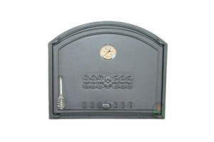 Дверца глухая правая с термометром DCHS2T