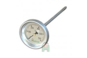 Термометр 500 С с зондом 20 см