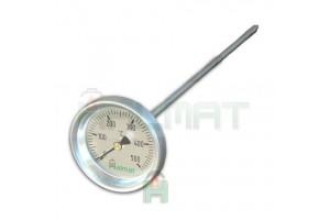 Термометр 500 С с зондом 50 см