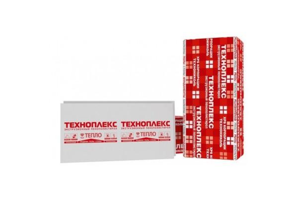 Экструдированный пенополистирол Техноплекс 1180х580х100 мм