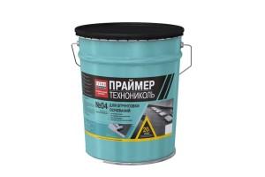 Праймер битумный эмульсионный Технониколь №04 20 кг