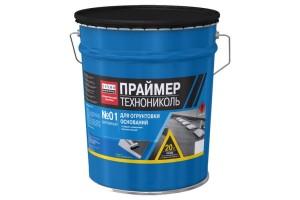 Праймер битумный Технониколь №01 готовый 20 кг