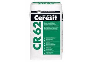 Штукатурка гидрофильная санирующая Ceresit CR 62 20 кг