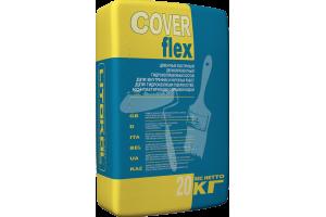 Смесь гидроизоляционная двухкомпонентная Litokol Coverflex A Bag 20 кг