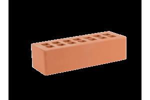 Железногорский облицовочный кирпич красный 0,7НФ гладкий