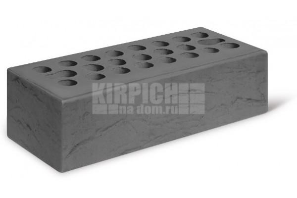 Облицовочный кирпич Керма серебро рустик 0,7НФ