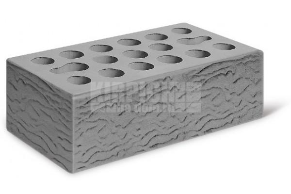 Кирпич лицевой Серебро риф 1,4 НФ Керма