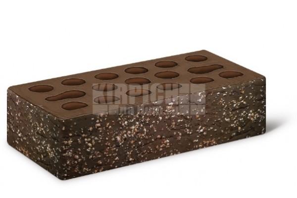 Облицовочный кирпич Kerma Premium Fusion Granite баварская кладка 1НФ