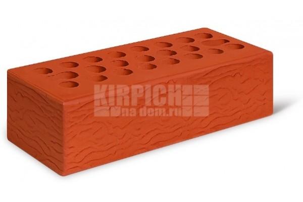 Кирпич лицевой Классический красный риф 0,7 НФ Керма