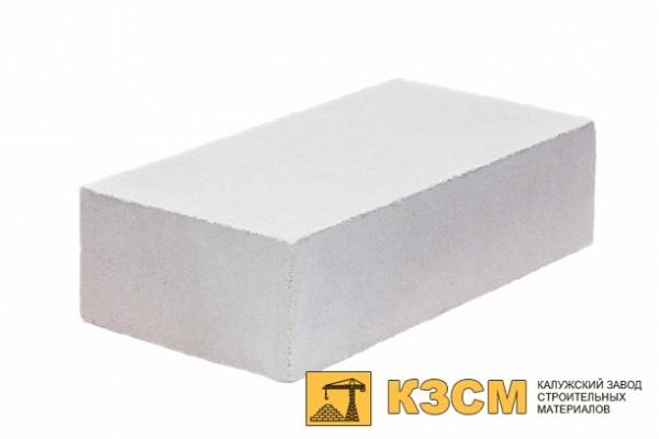 Силикатная пазогребневая плита КЗСМ полнотелая усиленная, 88 мм