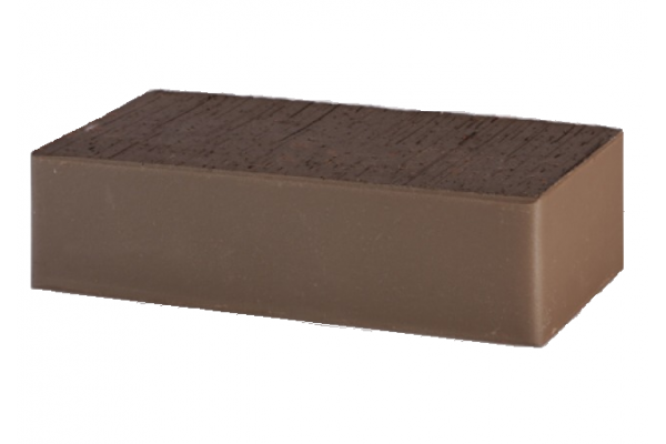 Печной кирпич полнотелый Lode Brunis гладкий 250*120*65 мм