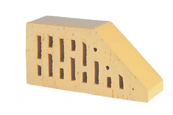 Кирпич фигурный пустотелый Lode Sarmite F16 гладкий 250*120*65 мм