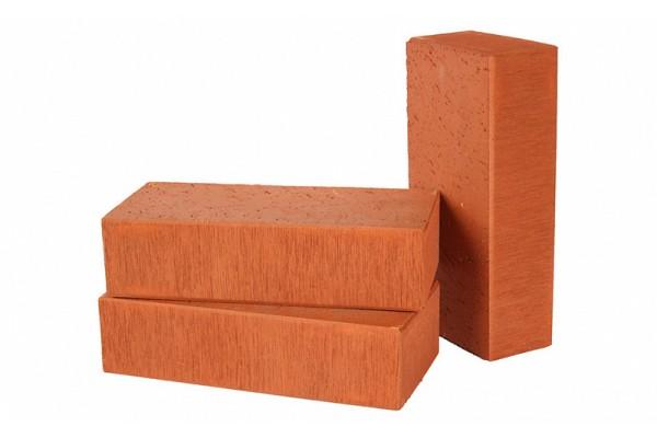 Кирпич керамический полнотелый Lode Janka Asais шероховатый 250*120*65 мм