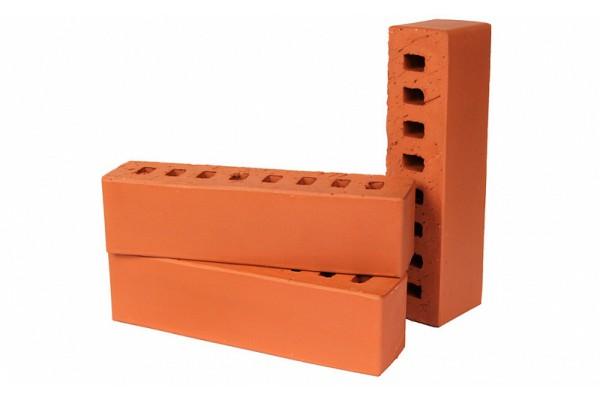 Кирпич керамический пустотелый Lode Janka гладкий 250*60*65 мм