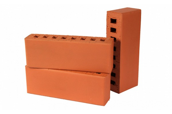 Кирпич керамический пустотелый Lode Janka гладкий 250*60*88 мм