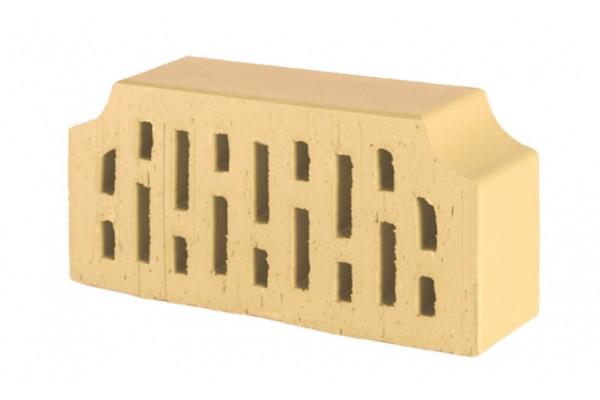 Облицовочный кирпич пустотелый Lode Sarmite F12 гладкий 250*120*65 мм