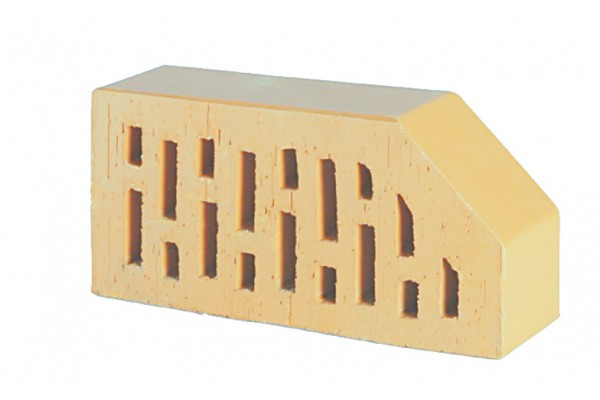 Облицовочный кирпич пустотелый Lode Sarmite F6 гладкий 250*120*65 мм