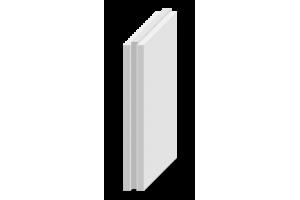 Плита пазогребневая Магма полнотелая 667x500x80 мм