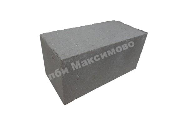 Блок пескобетонный полнотелый стеновой 390-190-188 мм ПБИ Максимово