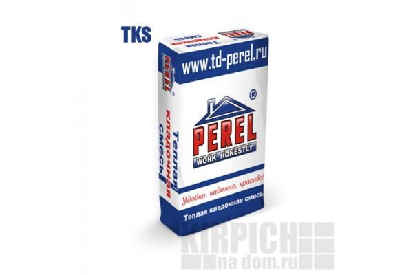 Теплоизоляционный кладочный раствор TKS Perel эффективный