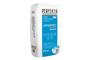 Клей плиточный Perfekta Хардфикс Белый Зимняя серия, 25 кг
