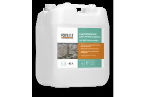 Гидрофобизатор для кирпича и бетона Линкер Аквабарьер, 10 л